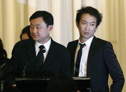 Tòa án Thái Lan tuyên con trai cựu Thủ tướng Thaksin vô tội trong vụ án rửa tiền