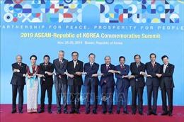 Hội nghị Cấp cao ASEAN - Hàn Quốc: Nỗ lực vì thịnh vượng chung thông qua thương mại tự do và thúc đẩy ổn định khu vực