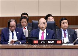 Thủ tướng dự Phiên họp thứ nhất Hội nghị 30 năm quan hệ ASEAN-Hàn Quốc