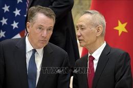 Quan chức Mỹ và Trung Quốc điện đàm về các vấn đề thương mại cốt lõi