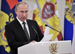 Nga, Trung Quốc đánh giá cao quan hệ song phương