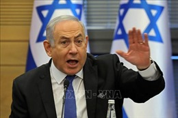 Thủ tướng Benjamin Netanyahu được tại nhiệm dù bị buộc tội