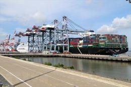 Kiểm soát chặt an toàn container tại cảng biển
