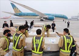 Thi thể và tro cốt 23 nạn nhân cuối cùng đã về đến sân bay quốc tế Nội Bài