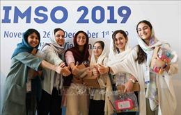 IMSO 2019 - Kết nối tình bạn bằng 'ngôn ngữ chung' Toán và Khoa học