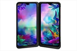 LG ra mắt smartphone màn hình gập G8X ThinQ