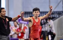 SEA Games 30: Môn vật giành thêm 3 HCV cho thể thao Việt Nam