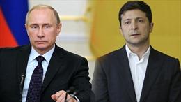 Tổng thống Nga và Ukraine gặp song phương tại Paris