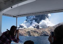 Cảnh sát New Zealand mở cuộc điều tra hình sự liên quan vụ núi lửa White Island phun trào