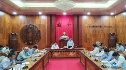 Khẩn cấp đối phó với diễn biến hạn mặn phức tạp ở Tiền Giang