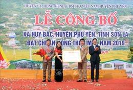 Sơn La: Xã Huy Bắc nâng cao chất lượng các tiêu chí nông thôn mới