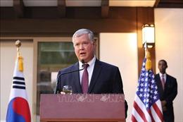 Phái viên Mỹ hối thúc Triều Tiên nối lại đàm phán