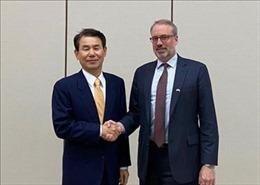 Hàn Quốc, Mỹ bắt đầu vòng đàm phán mới về chia sẻ chi phí quân sự