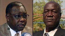 Mỹ áp đặt trừng phạt 2 bộ trưởng của Nam Sudan