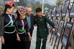 Thắm tình đoàn kết quân với dân các dân tộc tỉnh Sơn La