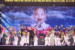 Hoành tráng chương trình nghệ thuật 'Sáng mãi truyền thống Bộ đội Cụ Hồ'