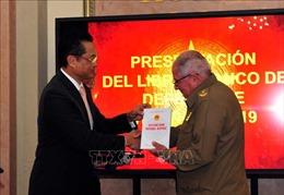 Kỷ niệm ngày thành lập QĐND và giới thiệu Sách Trắng Quốc phòng Việt Nam tại Cuba