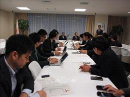 Đoàn nghị sỹ và doanh nhân Nhật Bản sắp thăm Việt Nam