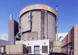 Hàn Quốc đóng cửa lò phản ứng hạt nhân thứ hai