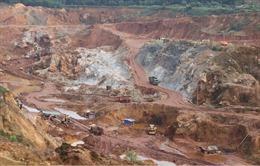 Nhiều doanh nghiệp 'cự tuyệt' nộp thuế xuất khẩu khoáng sản qua Lào Cai