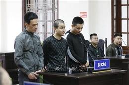 Ba đối tượng mua bán trái phép ma túy lĩnh án 43 năm tù