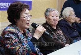 Nhật, Hàn tiếp tục tranh cãi về vấn đề 'phụ nữ mua vui'