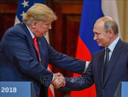 Interfax: Tổng thống Mỹ chấp nhận đề xuất họp thượng đỉnh các nước P5