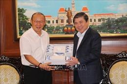 Chủ tịch UBND TP Hồ Chí Minh khẳng định dấu ấn của HLV Park Hang-seo với bóng đá Việt Nam