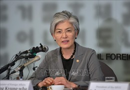 Hàn Quốc hy vọng một bước tiến lớn hướng tới hòa bình thực sự trên bán đảo Triều Tiên