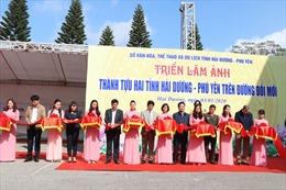 Triển lãm ảnh thành tựu hai tỉnh Hải Dương - Phú Yên trên đường đổi mới