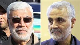 Iran triệu Đại biện lâm thời Thụy Sĩ sau vụ sân bay Baghdad bị không kích