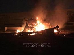 Vụ sân bay quốc tế Baghdad bị không kích: Quốc hội Mỹ không được báo trước
