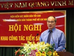 Viện Kiểm sát nhân dân TP Hồ Chí Minh đã giải quyết nhiều vụ án phức tạp