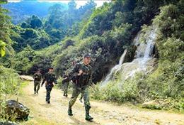 Chủ động bảo vệ an ninh biên giới và đấu tranh với tội phạm ma túy