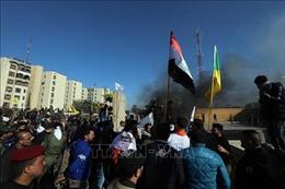 Cảnh báo nguy cơ leo thang căng thẳng sau vụ sân bay Baghdad bị không kích