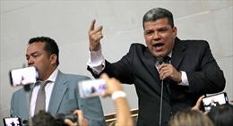 Nghị sĩ Luis Parra được bầu làm Chủ tịch Quốc hội Venezuela