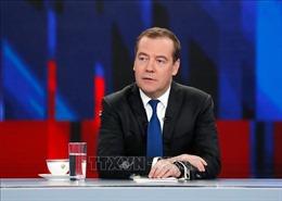 Thủ tướng Nga yêu cầu đánh giá vấn đề an toàn các chuyến bay ở Trung Đông