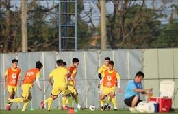 VCK U23 châu Á 2020: U23 Việt Nam hướng tới trận mở màn gặp U23 UAE