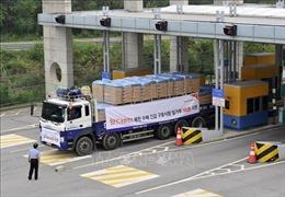 Hàn Quốc viện trợ nhân đạo gần 6 triệu USD cho Triều Tiên trong nửa tháng đầu năm