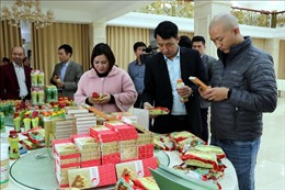 Hải Dương trao giấy chứng nhận sản phẩm OCOP cho 13 sản phẩm