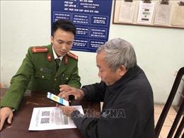 Ứng dụng CNTT đảm bảo an ninh trật tự: Bước đột phá của Công an quận Long Biên