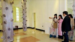 Triển lãm sắp đặt đương đại về kiến trúc Nhật Bản