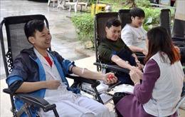 Chủ động nguồn máu dự trữ tại các bệnh viện trong dịp tết Nguyên đán