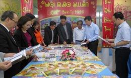Khai mạc Hội báo Xuân, Hội hoa Xuân Canh Tý tại Phú Yên