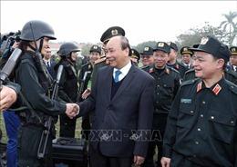 Thủ tướng tin tưởng Cảnh sát cơ động là 'lá chắn thép' bảo vệ Đảng, Nhà nước và nhân dân.