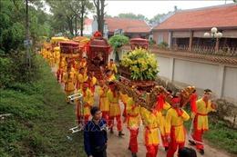 Bốn ngày nghỉ Tết, Khu di tích Côn Sơn - Kiếp Bạc đón một vạn lượt du khách
