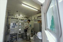 Hà Nội hoàn thiện đồng bộ hệ thống 81 trạm quan trắc không khí trong năm 2020