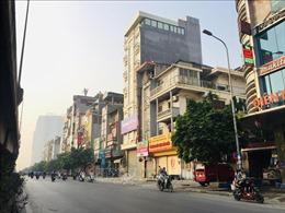 Thí điểm Đội Quản lý trật tự xây dựng đô thị tại Hà Nội: Hiệu quả bước đầu
