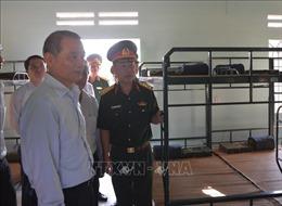 Bí Thư Thành ủy Đà Nẵng kiểm tra công tác phòng chống dịch bệnh nCoV 