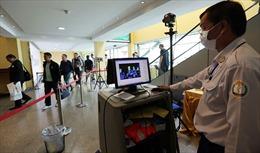 Campuchia bác thông tin hành khách bị ngất ở sân bay Phnom Penh do nhiễm nCoV